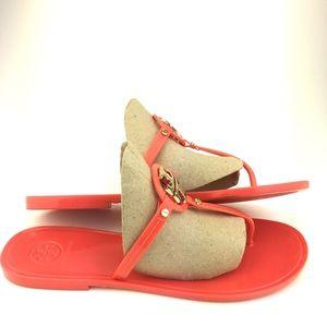 Tory Burch Flat Thong Sandals Size 9